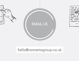 Email Concerto