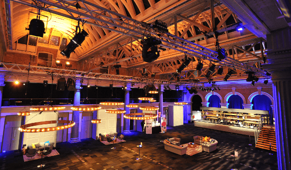 Old Billingsgate London events venue