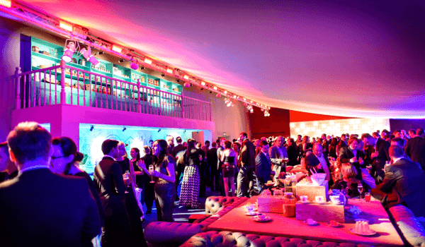 Pavilion Tower of London event space