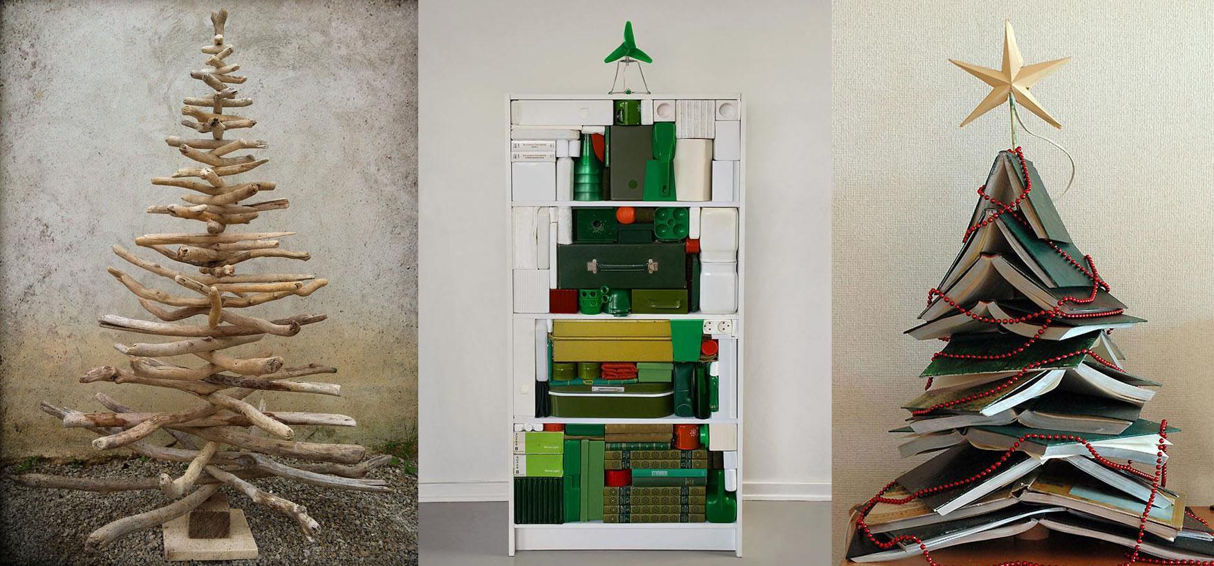 Concerto loves recycled christmas trees concerto for Christmas tree made from old books