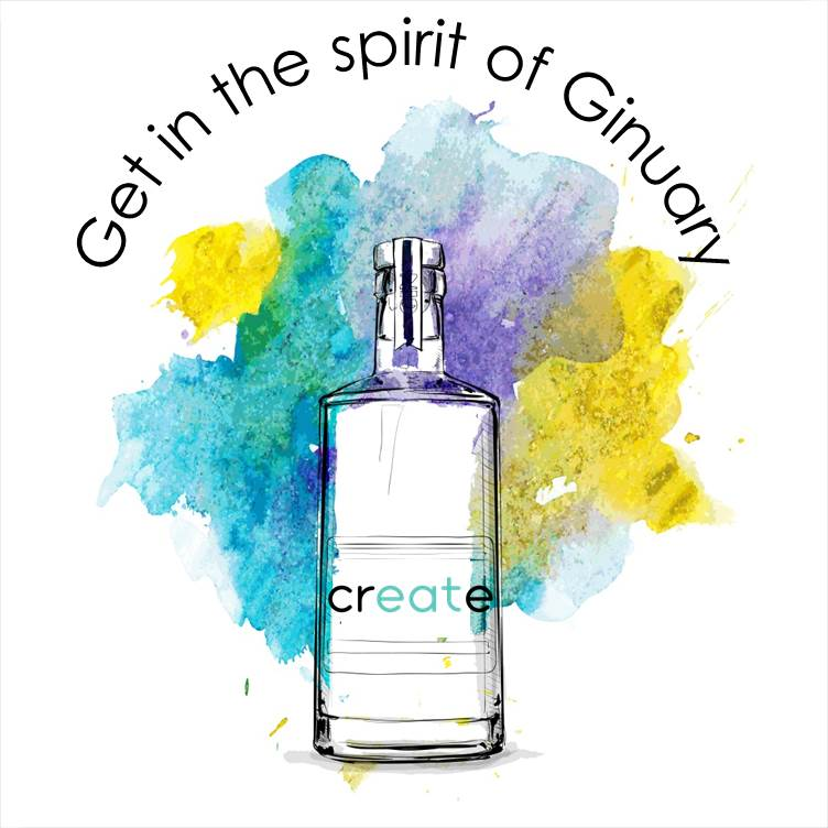 The Create Collective: Spirit of Ginuary