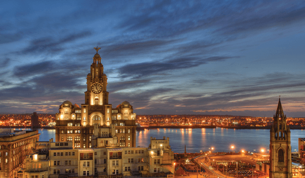 The Venue at the Royal Liver Building