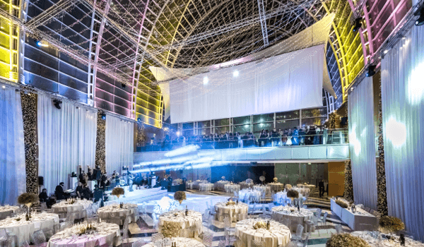 East Wintergarden all year round venue