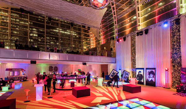 East Wintergarden flexible venue